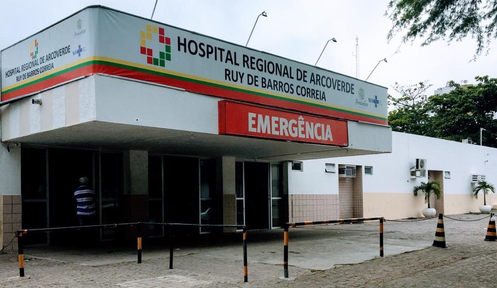 Hospital Regional Ruy de Barros Correia